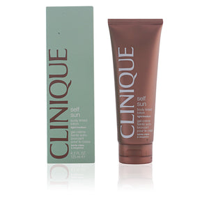 Clinique sun body tinted lotion l/m 125m
