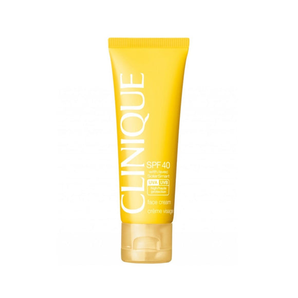 Clinique sun spf40 fasce cream 50ml