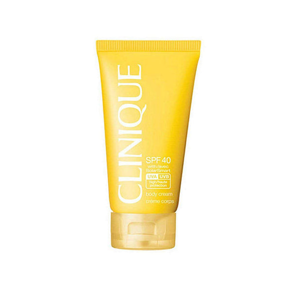 Clinique sun spf40 body cream 150ml