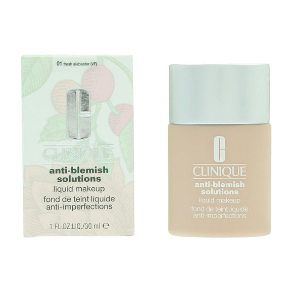 Clinique anti-blemish makeup fresh alaba