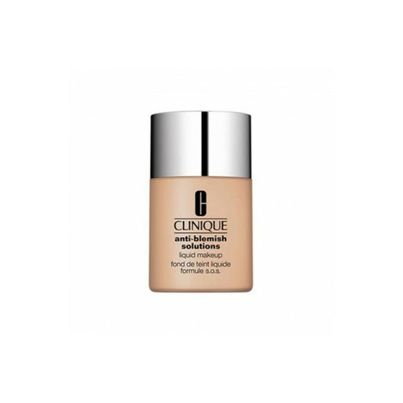 Clinique antiblemish makeup 07 f golden