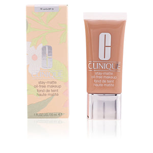 Clinique stay matte oil free 11 honey