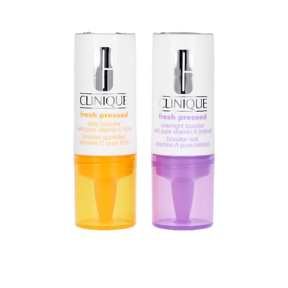 Clinique fresh pressed system kit 7dias