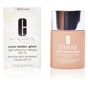 Clinique even better glow 58 honey