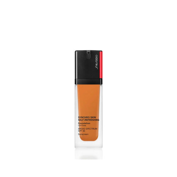 Shiseido synchro skin self-refreshing foundation 430