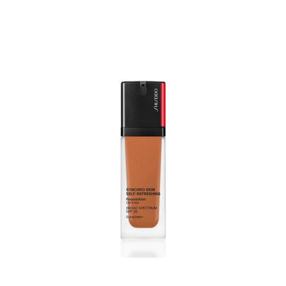 Shiseido synchro skin self-refreshing foundation 460