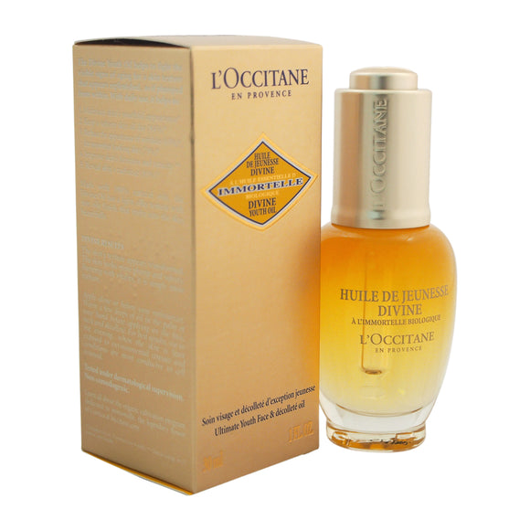 L'occitane immortelle divin oil 30ml