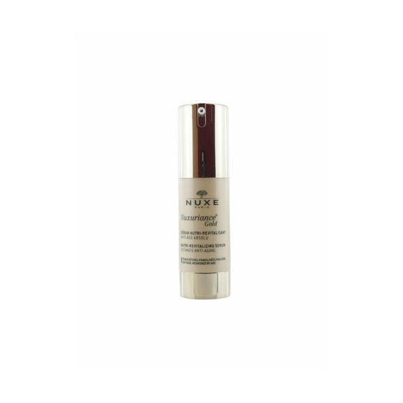 Nuxe nuxuriance gold revitalizing sr30ml