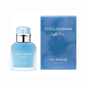 D&g light blue intense homme epv  50ml