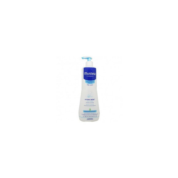 Mustela hydra bebe lait corps 750ml of