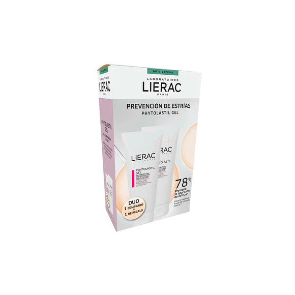 Lierac phytolastil gel 2x200ml