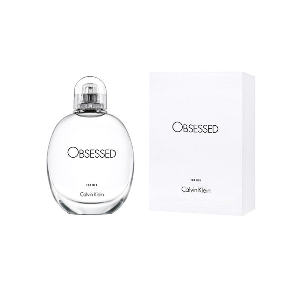 Calvin klein obsessed men etv 125ml