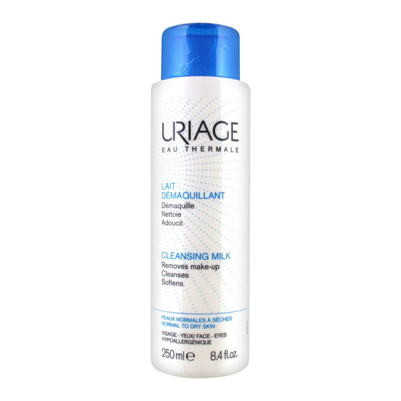 Uriage lait demaquillant ps 250ml