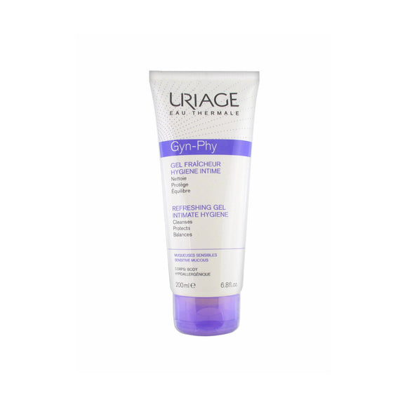 Uriage gyn-phy gel fraicheur 200ml