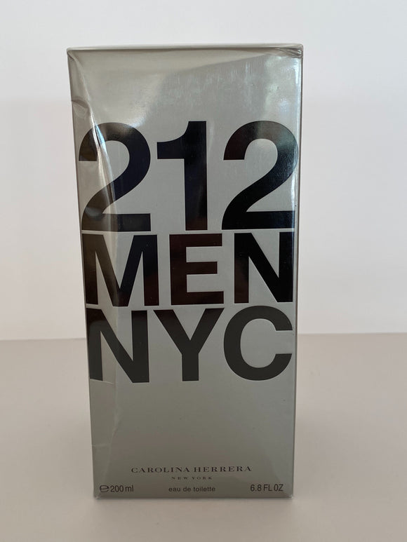 212 NYC MEN eau de toilette vaporizador 200ml