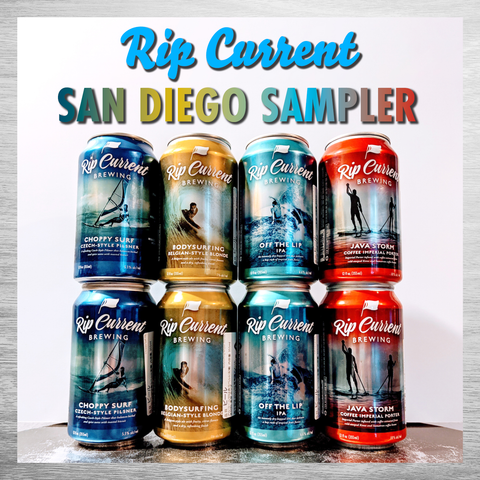 Rip Current San Diego Sampler