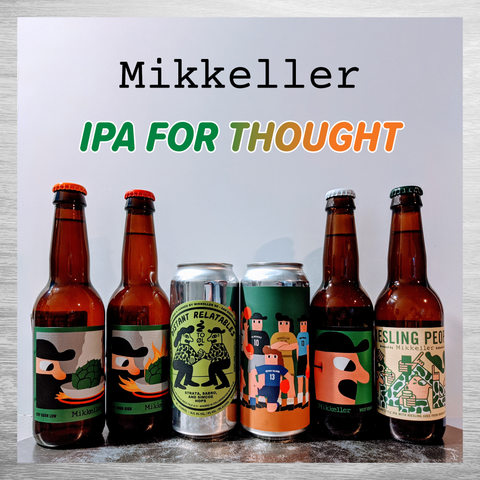Mikkeller IPA for Thought Six Pack