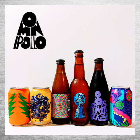 Omnipollo Six Pack B