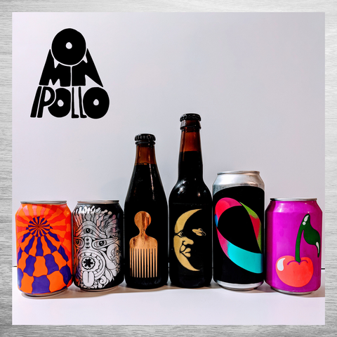 Omnipollo Six Pack A
