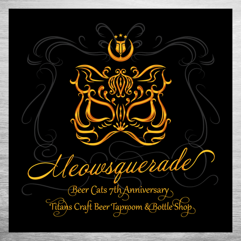 7th Anniversary Meowsquerade Tickets