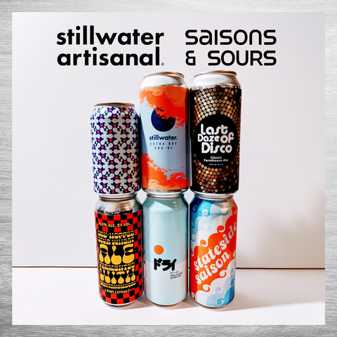 Stillwater Artisanal Saisons & Sours