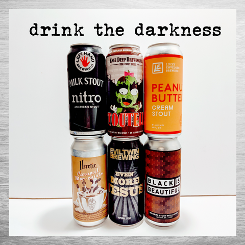Drink the Darkness Six pack