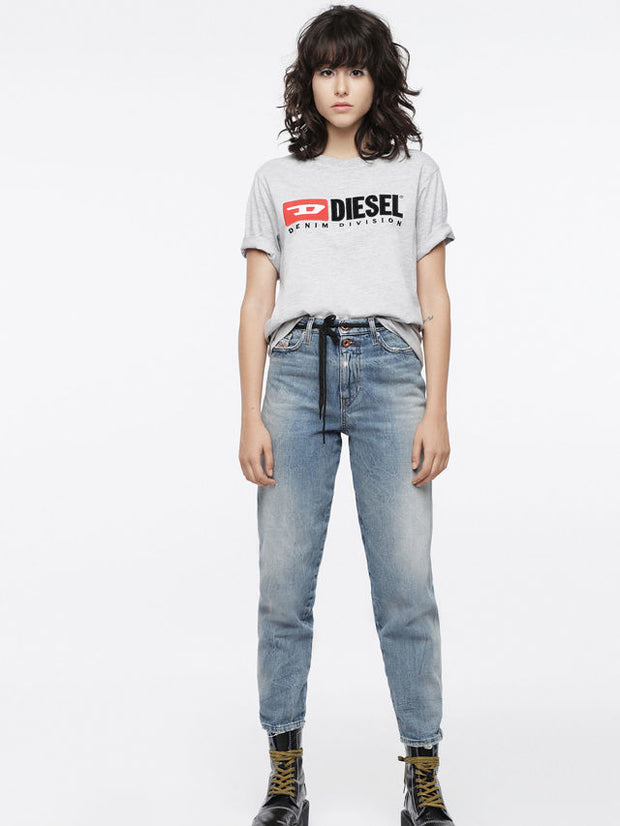 Diesel- T-Shirt donna T-Just-Division