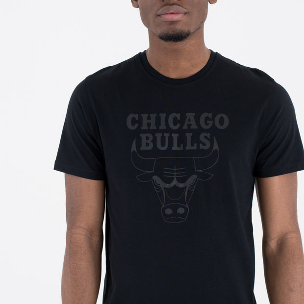 New era- T-shirt Team Chicago Bulls