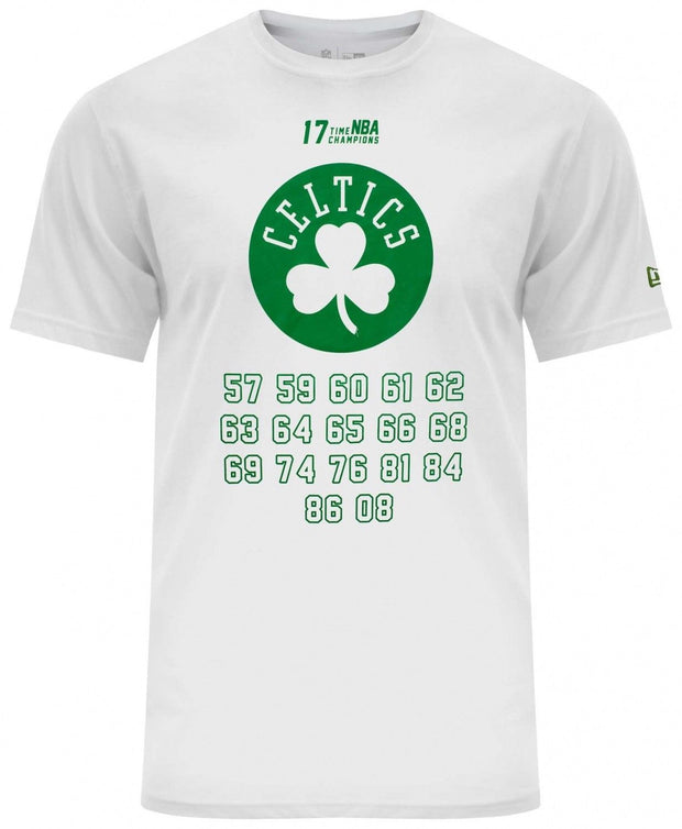 New era- T-shirt Boston Celtics