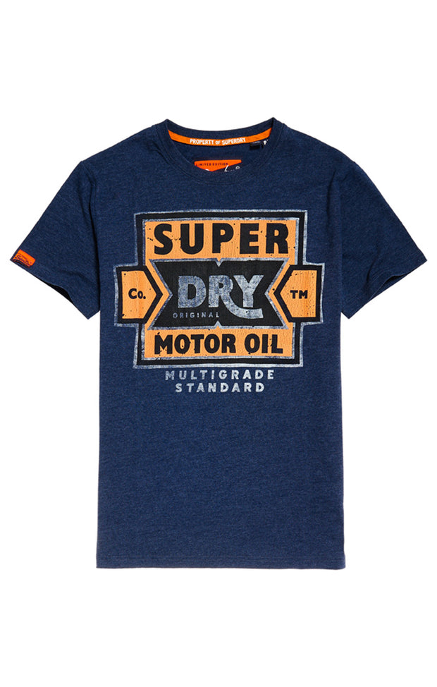 Superdry- T-shirt Heritage Classic