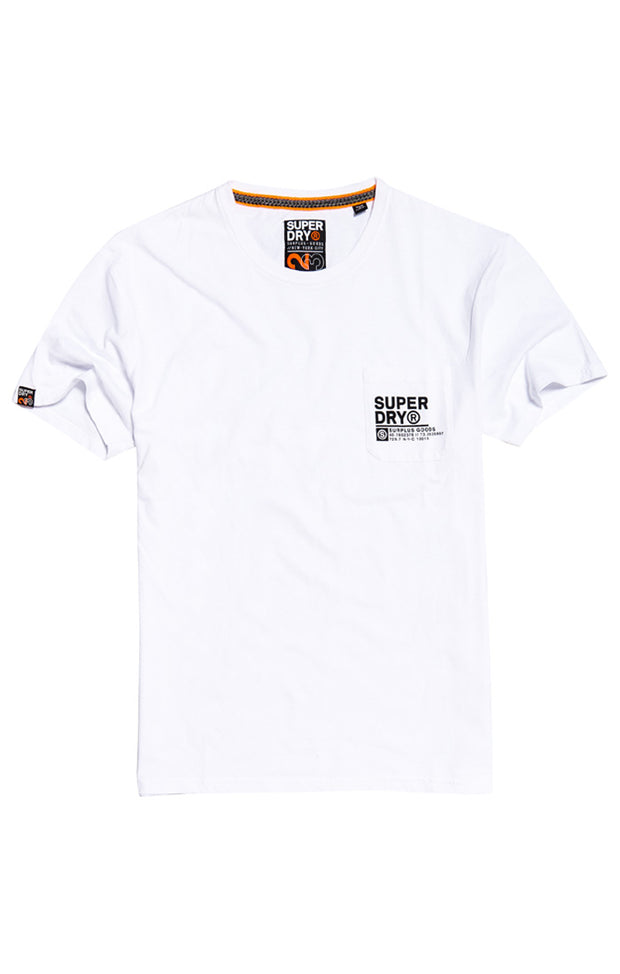 Superdry-  T-shirt Track & Field Lite