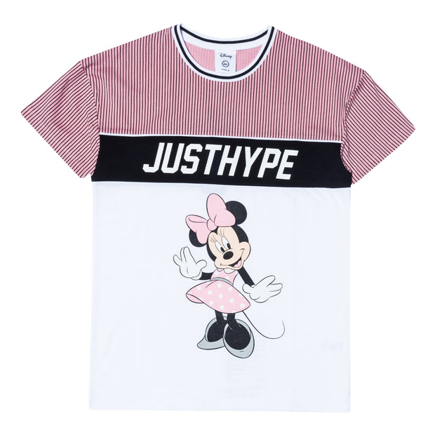 T-shirt bicolor Hype per Disney