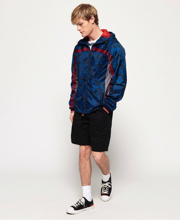 Superdry- Giacca antivento Hauck color-block