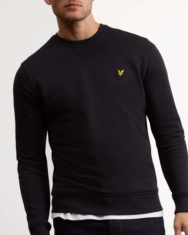 Lyle & Scott- Felpa basic