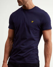 Lyle & Scott- T-shirt girocollo