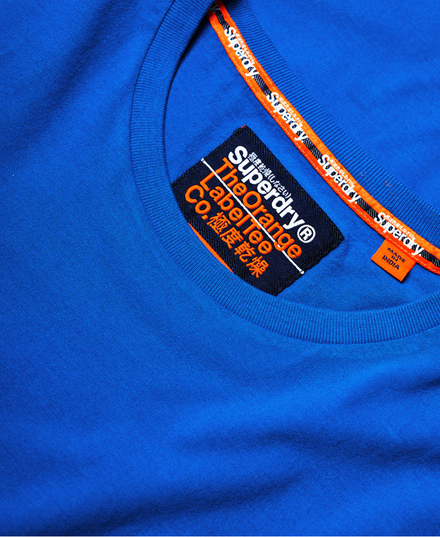 Superdry- T-shirt Lite Orange Label