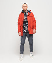 Superdry- Parka Aviator Rookie