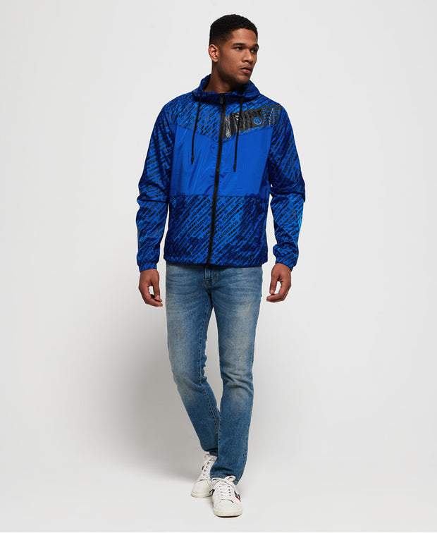 Superdry- Giacca antivento Ollie Core