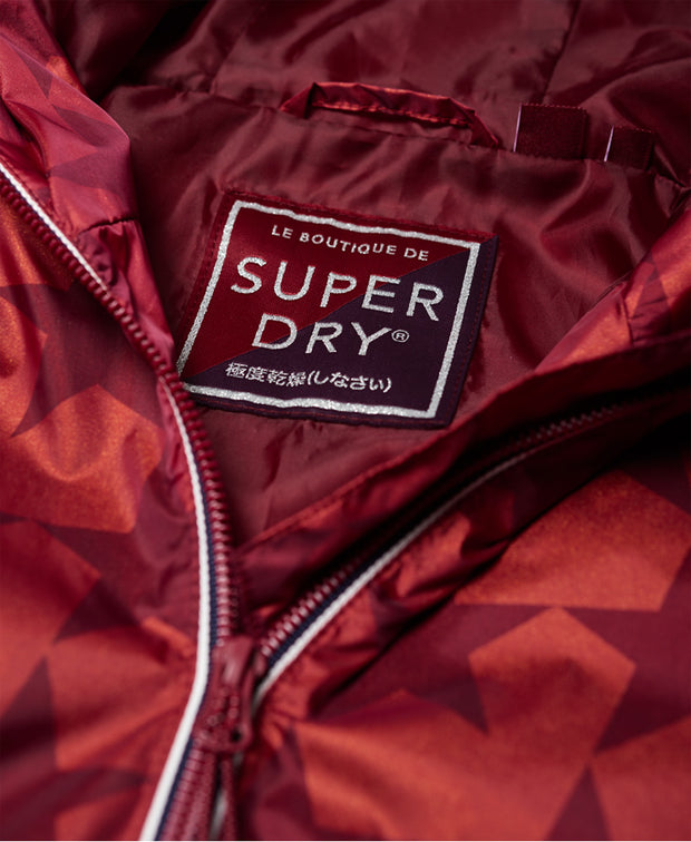 Superdry- Giacca antivento Rio