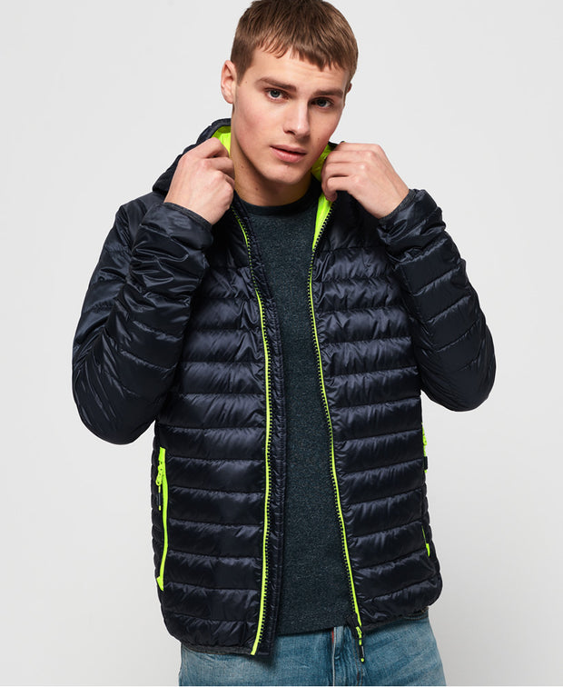 Superdry- Piumino leggero Core Down