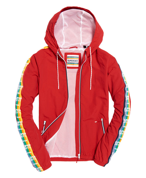 Superdry- Giacca a vento Rainbow