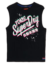 Superdry- Canottiera over