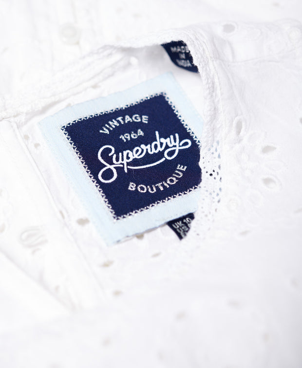 Superdry- Top in sangallo