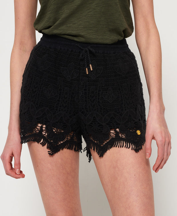 Superdry- Shorts pizzo Mandy