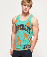 Superdry- Canottiera Real