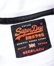 Superdry- T-shirt Logo Camouflage