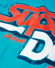 Superdry- T-shirt Track & Field logo
