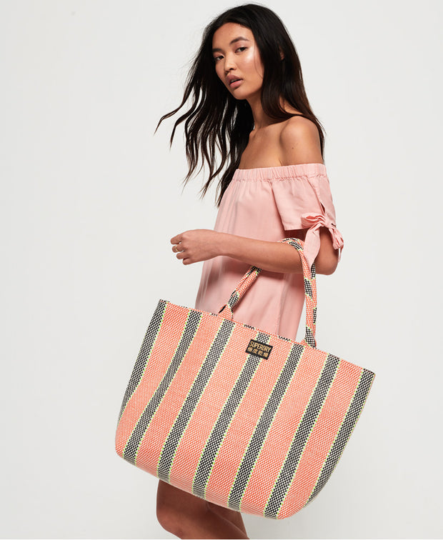 Superdry- Borsa a righe