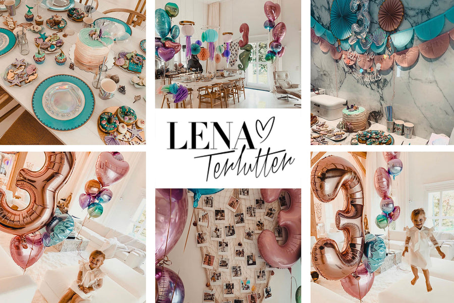 Under the Sea Mermaid Party in a box bei Lena Terlutter