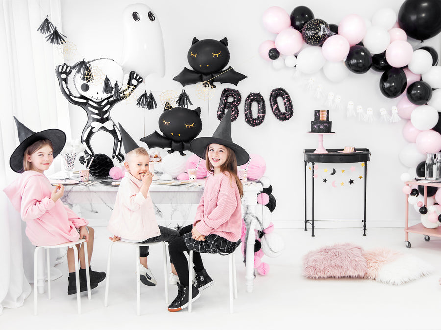 Pink Halloween Party in a box Kindergeburtstag